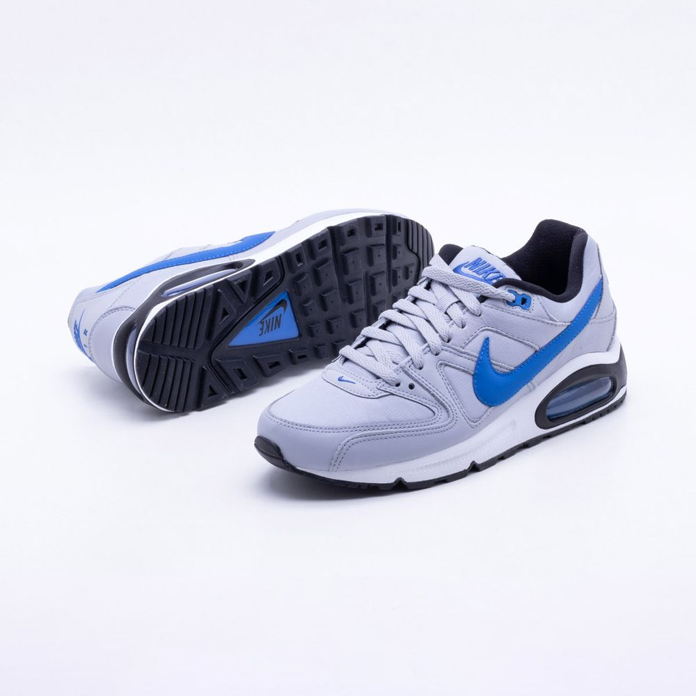 Tênis Nike Air Max Command Cinza Masculino Cinza - Gaston - Paqueta Esportes 34eb9936b9891