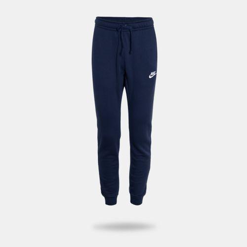 Calça Nike Sportwear Jogger FLC Club Marinho Masculina ecffd748e936c