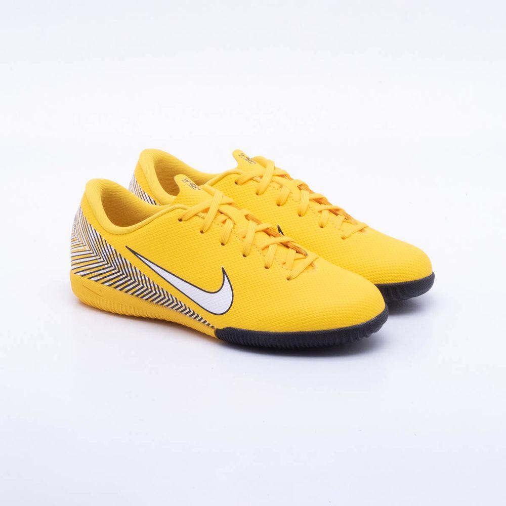 500efa2778 Chuteira Futsal Nike Mercurial Vapor XII Academy Neymar Infantil IC ...
