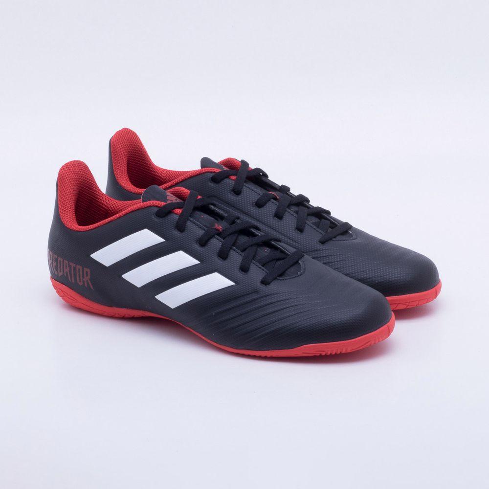 cb086dfcd5 Chuteira Futsal Adidas Predator Tango 18.4 IC Preto - Gaston - Paqueta  Esportes