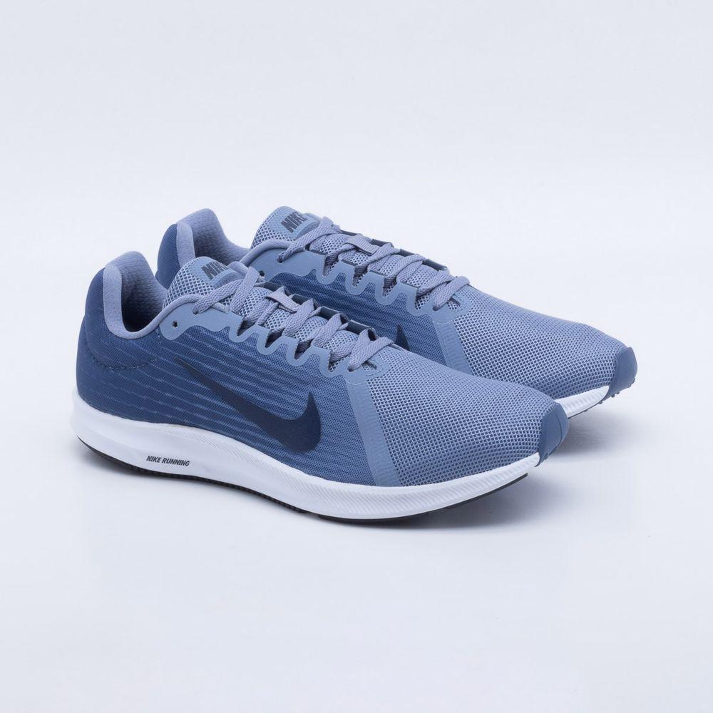 e3035520ab5 Tênis Nike Downshifter 8 Masculino Azul - Gaston - Paqueta Esportes