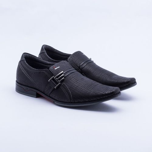 Sapato Social Pegada Preto Masculino