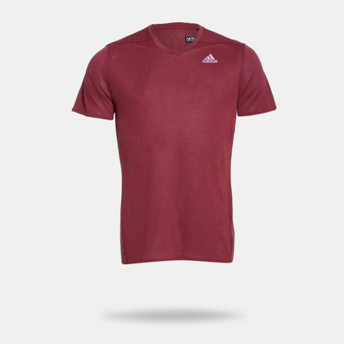 e7ffb5be06 Camiseta Adidas Supernova Bordô Masculina