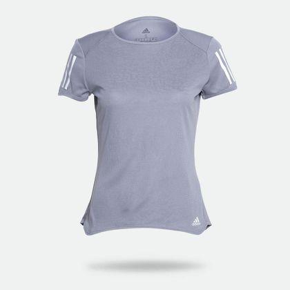 Blusa Adidas Response Cinza Feminina Cinza - Gaston - Paqueta Esportes d2b8680c7bf