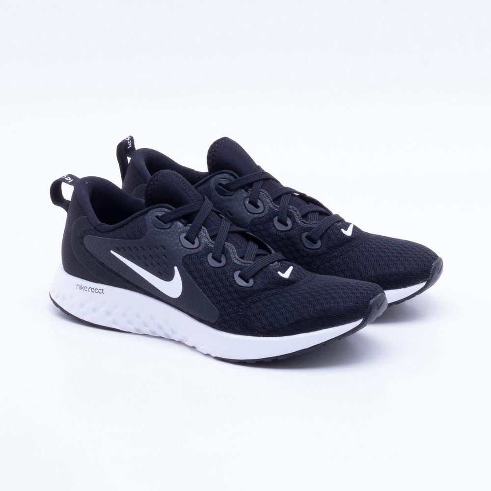 Tênis Nike Run Legend React Feminino Preto Gaston Gaston
