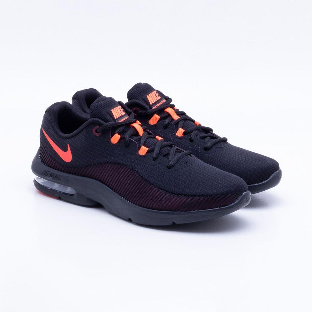 Tênis Nike Air Max Advantage 2 Preto Masculino Preto - Gaston ... f88e5780a1