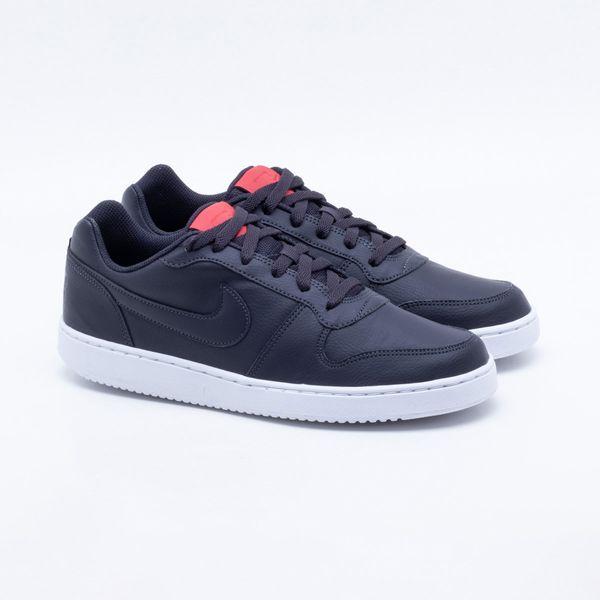 3959a5e3382 Tênis Nike Bernon Low Preto Masculino