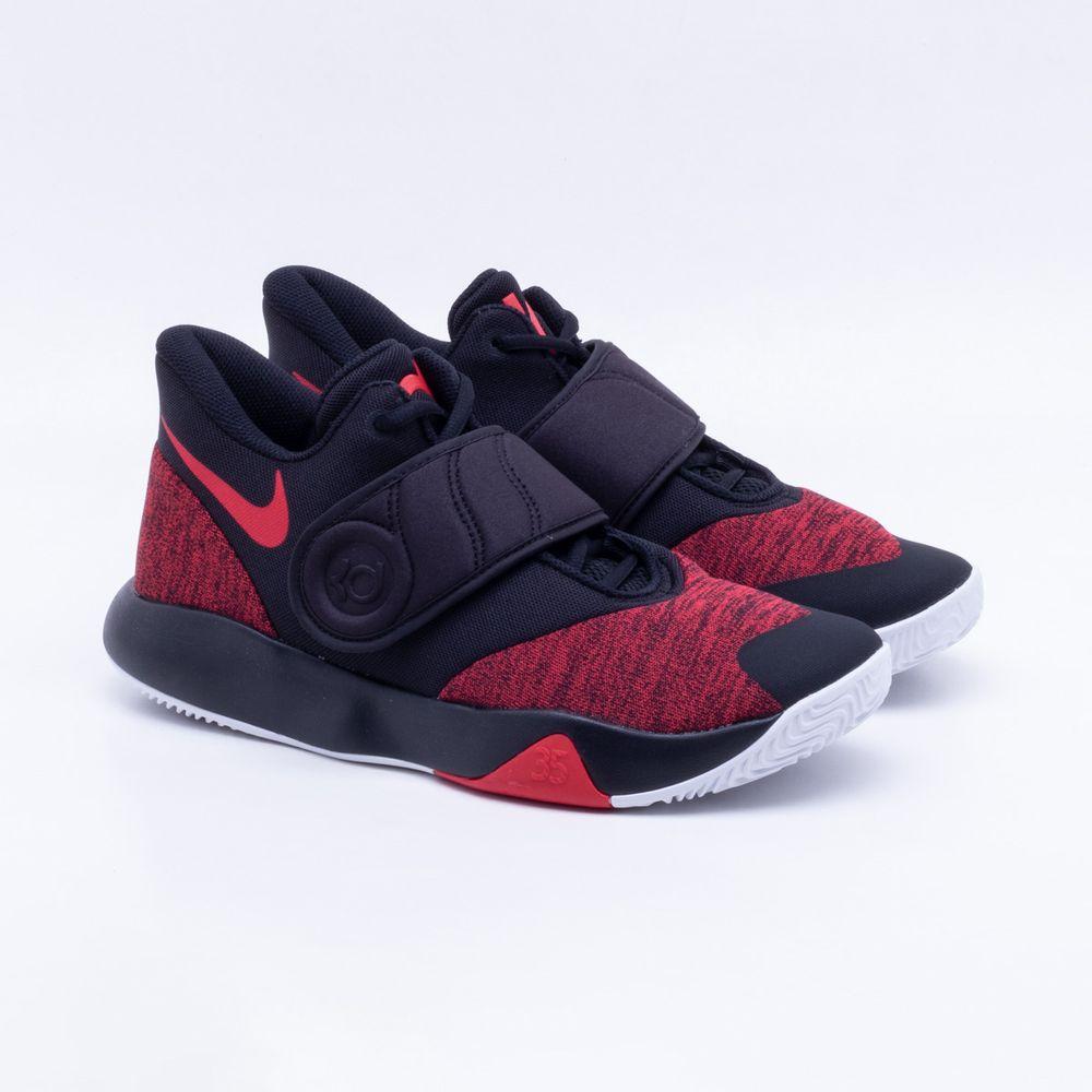 7c20be660144b Tênis Trey Nike KD Trey Tênis 5 VI Masculino Vermelho Gaston Paqueta  Esportes 822677