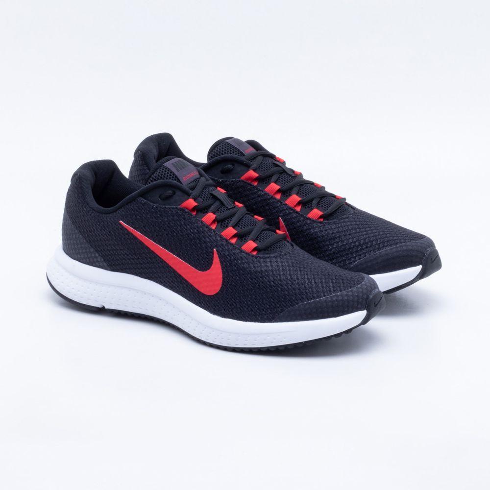 Tênis Nike Runallday Masculino Preto - Gaston - Paqueta Esportes 09b7fc90fb4