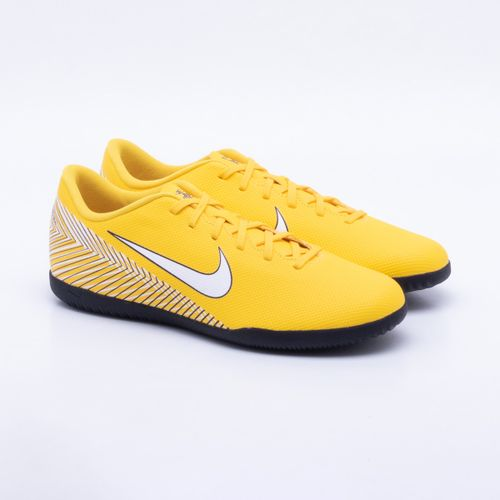 631dfdc8fd Chuteira Futsal Nike MercurialX Vapor XII Club Neymar JR. IC