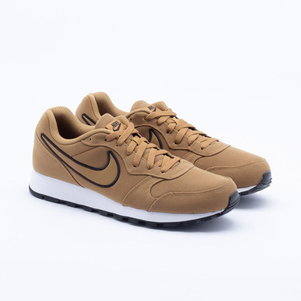 f8207f456 Tênis Nike MD Runner 2 SE Bronze Masculino Bronze - Gaston - Paqueta ...