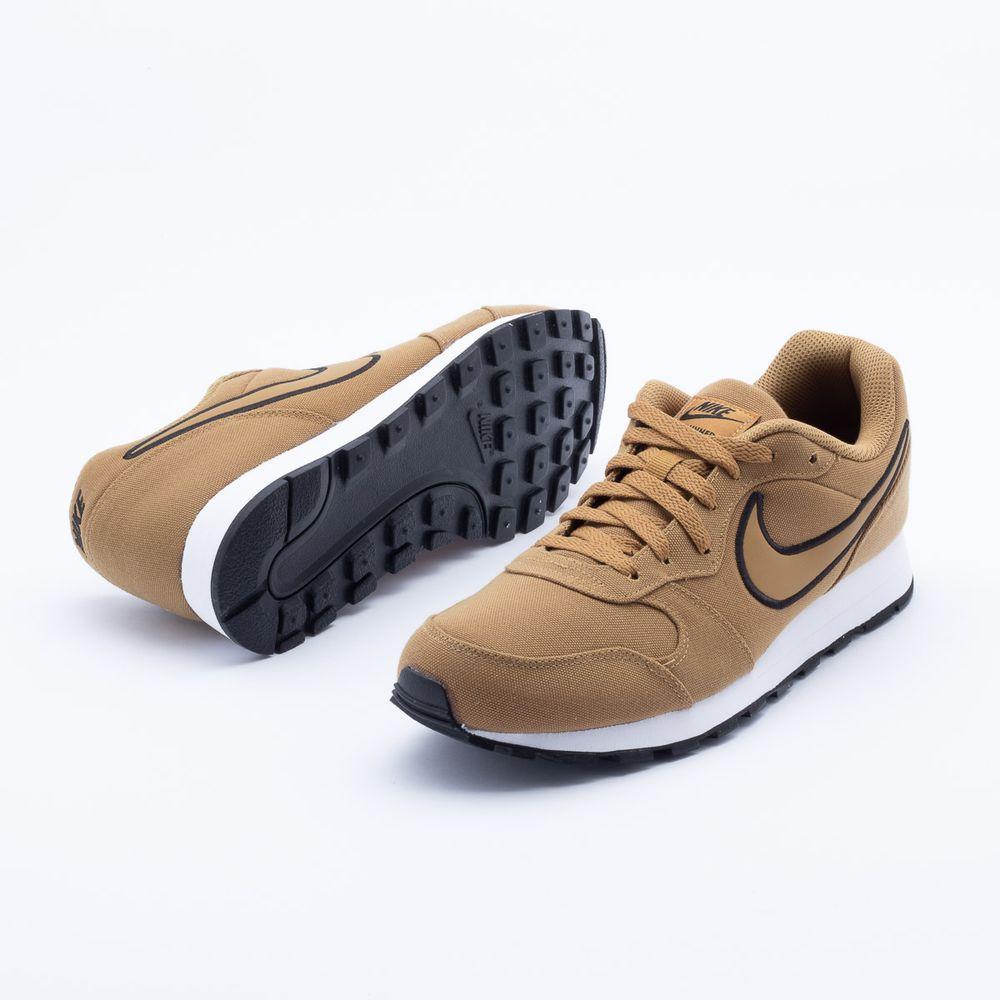 Tênis Nike MD Runner 2 SE Bronze Masculino Bronze - Gaston - Paqueta  Calçados a7259c9d3c261