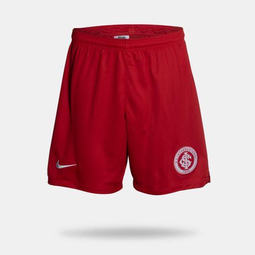 Calção Nike Internacional 2018 2019 Torcedor Masculino 7c1ea99ed33f1