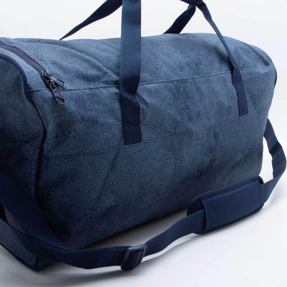 5a5f2a519 Bolsa Adidas Linear Performance Azul Azul jeans e Branco - Gaston ...