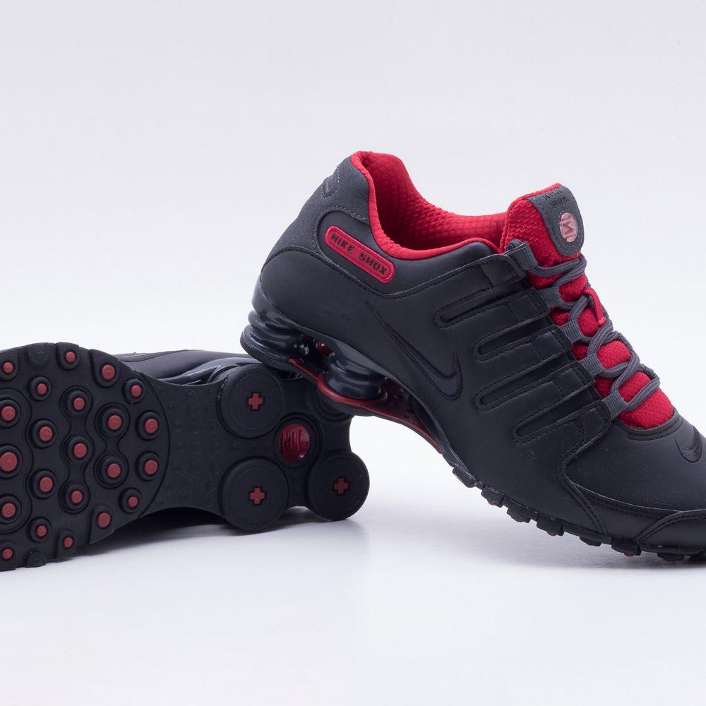 08cfb1cad4d Tênis Nike Shox Nz Se Masculino Preto - Gaston - Paqueta Esportes