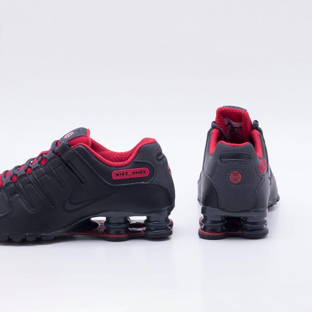 ce75562cf9b Tênis Nike Shox Nz Se Masculino Preto - Gaston - Paqueta Calçados