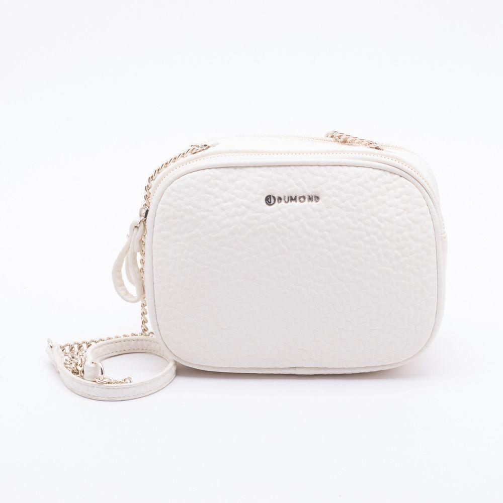 10f17a9c2 Bolsa Shoulder Bag Vanilla Dumond Vanilla - Gaston - Paqueta Calçados