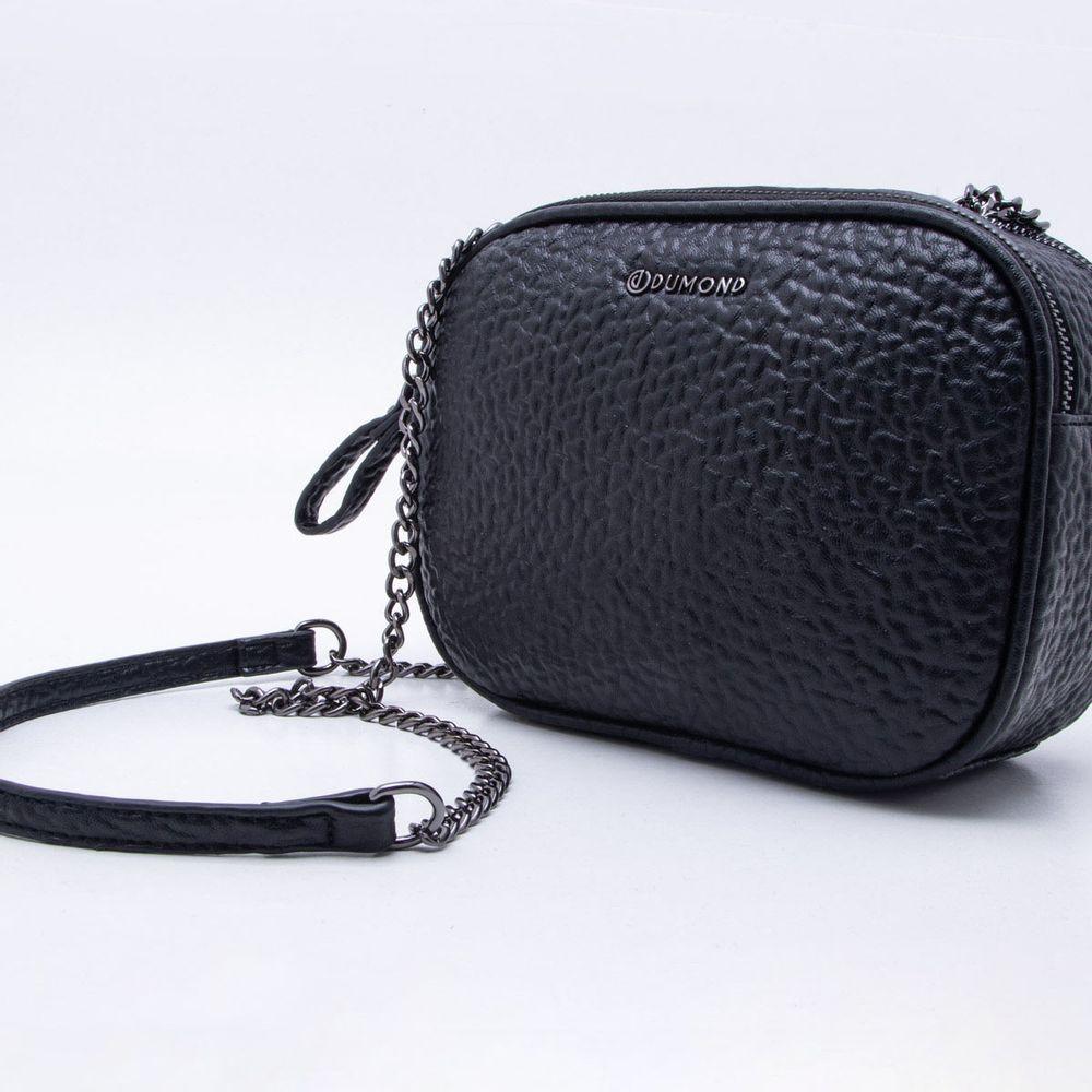 54328e4e0df Bolsa Shoulder Bag Preta Dumond Preto Gaston Paqueta Calçados Calçados  Calçados b518f7