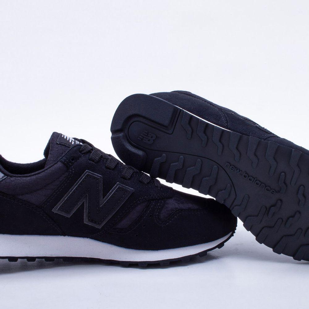 97e701505e Tênis New Balance 373 Preto Feminino Preto - Gaston - Paqueta Calçados