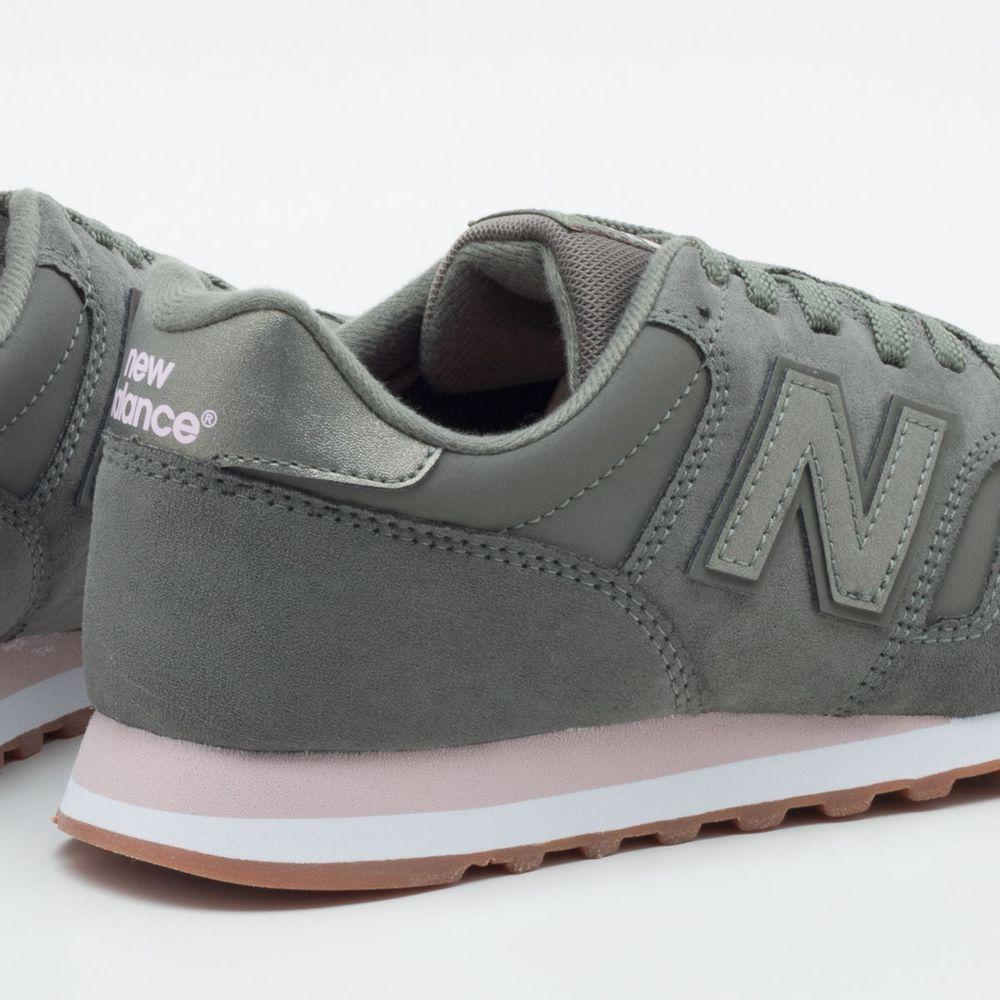ca93c10648 Tênis New Balance 373 Verde Feminino Verde - Gaston - Paqueta Calçados
