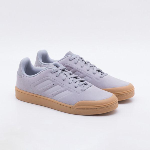 9bde5b4e68a Tênis Adidas Court 70S Cinza Masculino