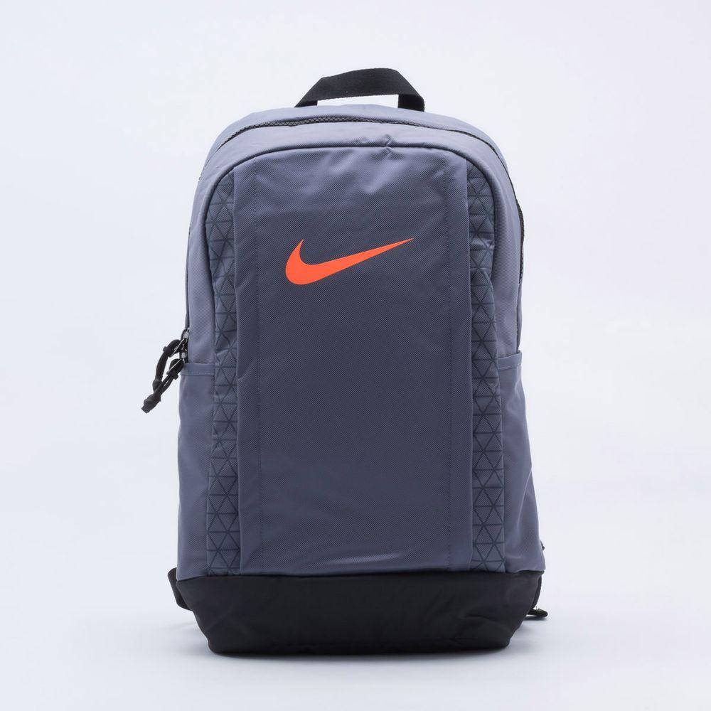 Mochila Nike Vapor Jet Cinza Cinza e Preta - Gaston - Paqueta Esportes 9ebfbd6c689fa