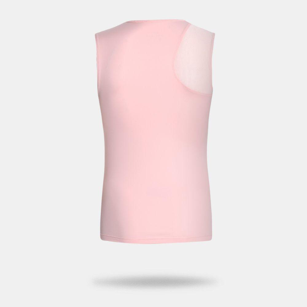 43497e425ac79 Camiseta Regata Nike Dri-Fit Slim Rosa Feminina Rosa - Gaston ...