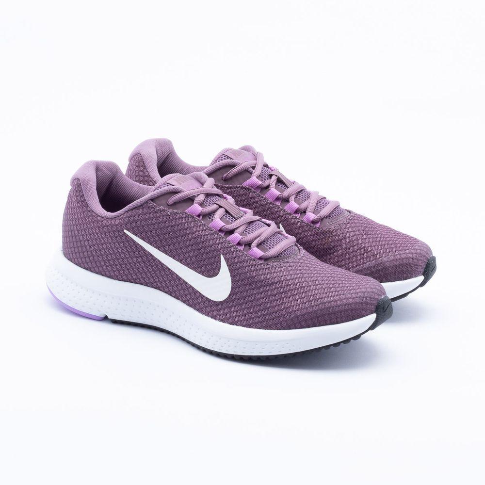 Tênis Nike Runallday Feminino Lilás - Gaston - Paqueta Esportes c37b1f1e9eafb