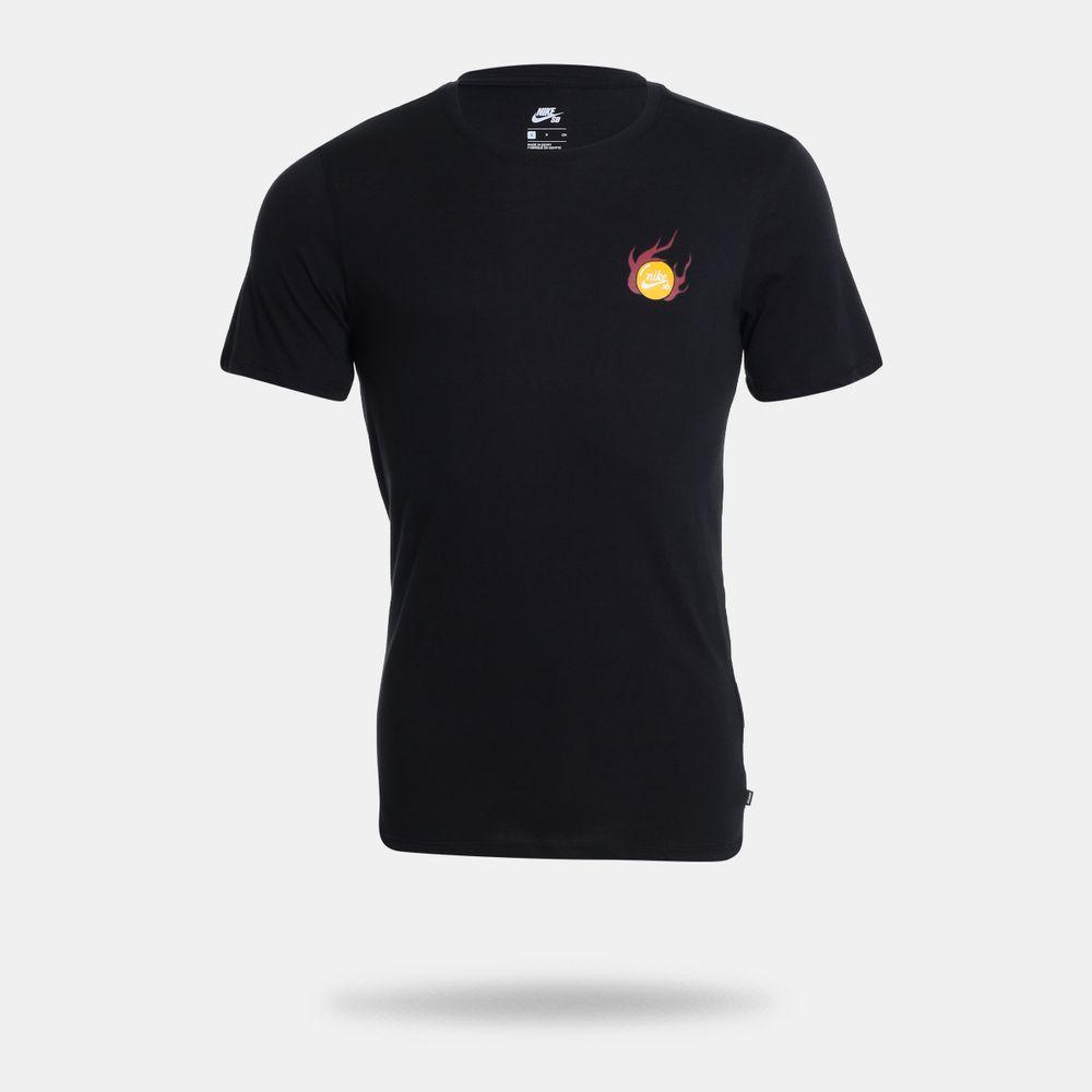 Camiseta Nike SB Dragon Preta Masculina Preto - Gaston - Paqueta ... 8b3c6470e044f