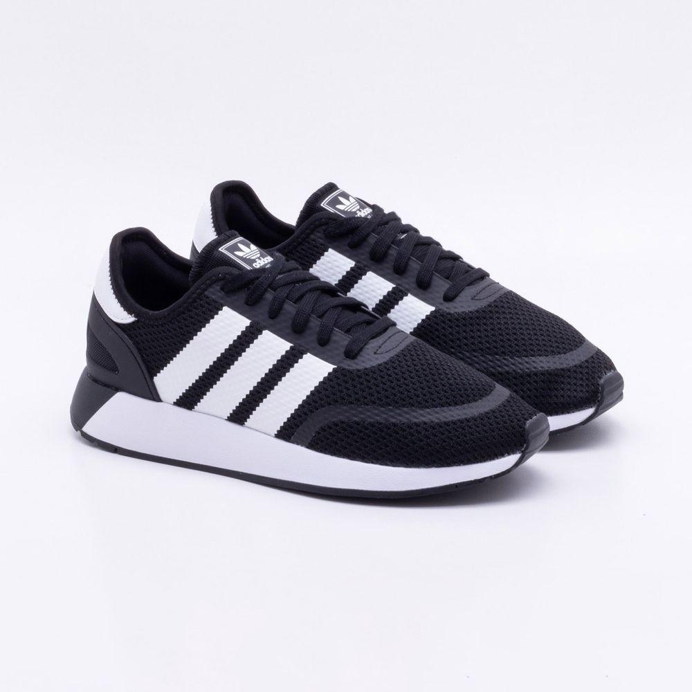 Tênis Adidas N5923 Originals Preto Masculino Preto - Gaston ... 34dfec07f2d61