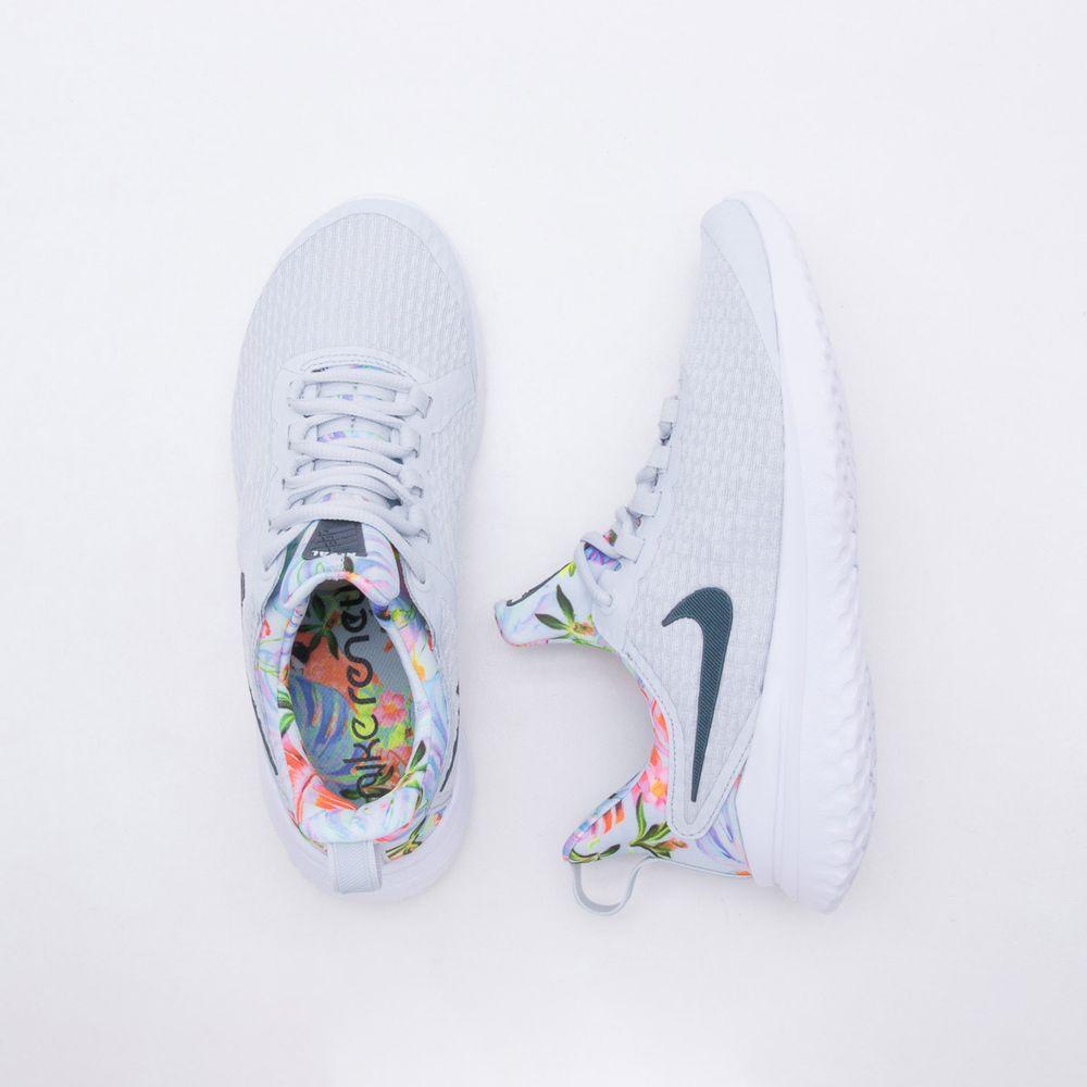 Tênis Nike Renew Rival Premium Feminino Cinza - Gaston - Gaston a4fdfbb5ca2e3