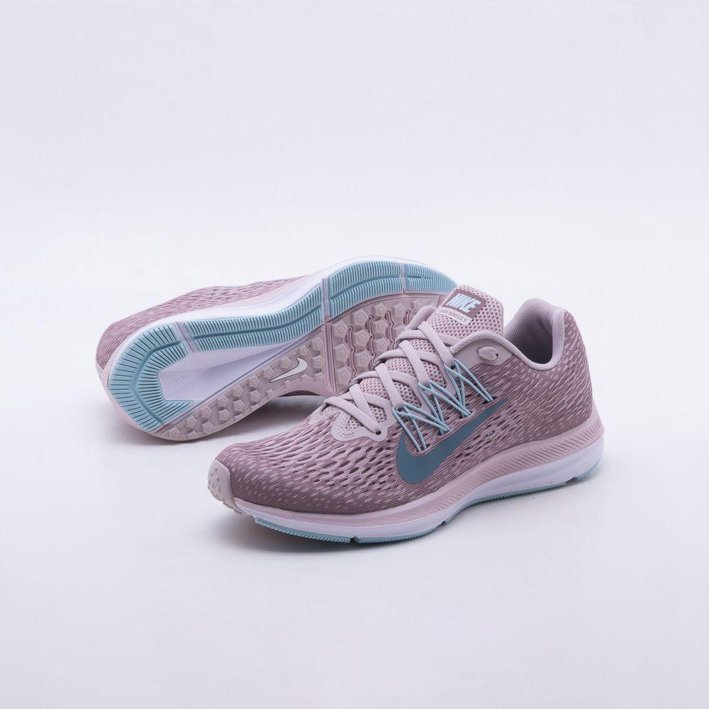 ffaee8289a8e4 Tênis Nike Zoom Winflo 5 Feminino Gaston Rosa Gaston Feminino Gaston 16c92e