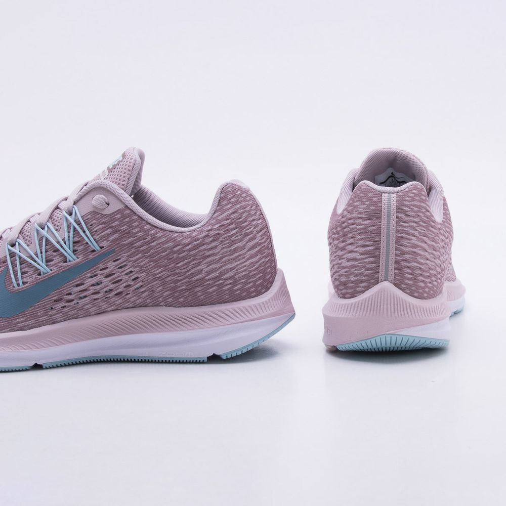 05f99f452e8 Tênis Nike Zoom Winflo 5 Feminino Rosa - Gaston - Paqueta Esportes
