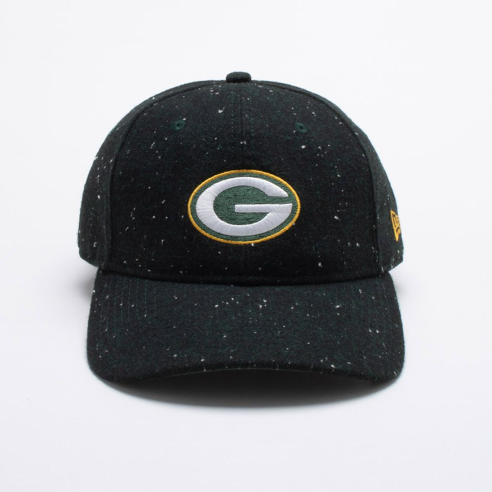 1f6406803a2e9 Boné New Era Green Bay Packers NFL Verde Verde - Gaston - Paqueta ...