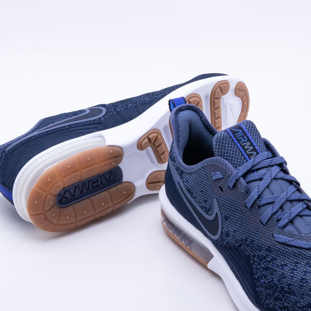 8f2e02ac3ab Tênis Nike Air Max Sequent 4 Masculino Azul - Gaston - Paqueta Esportes