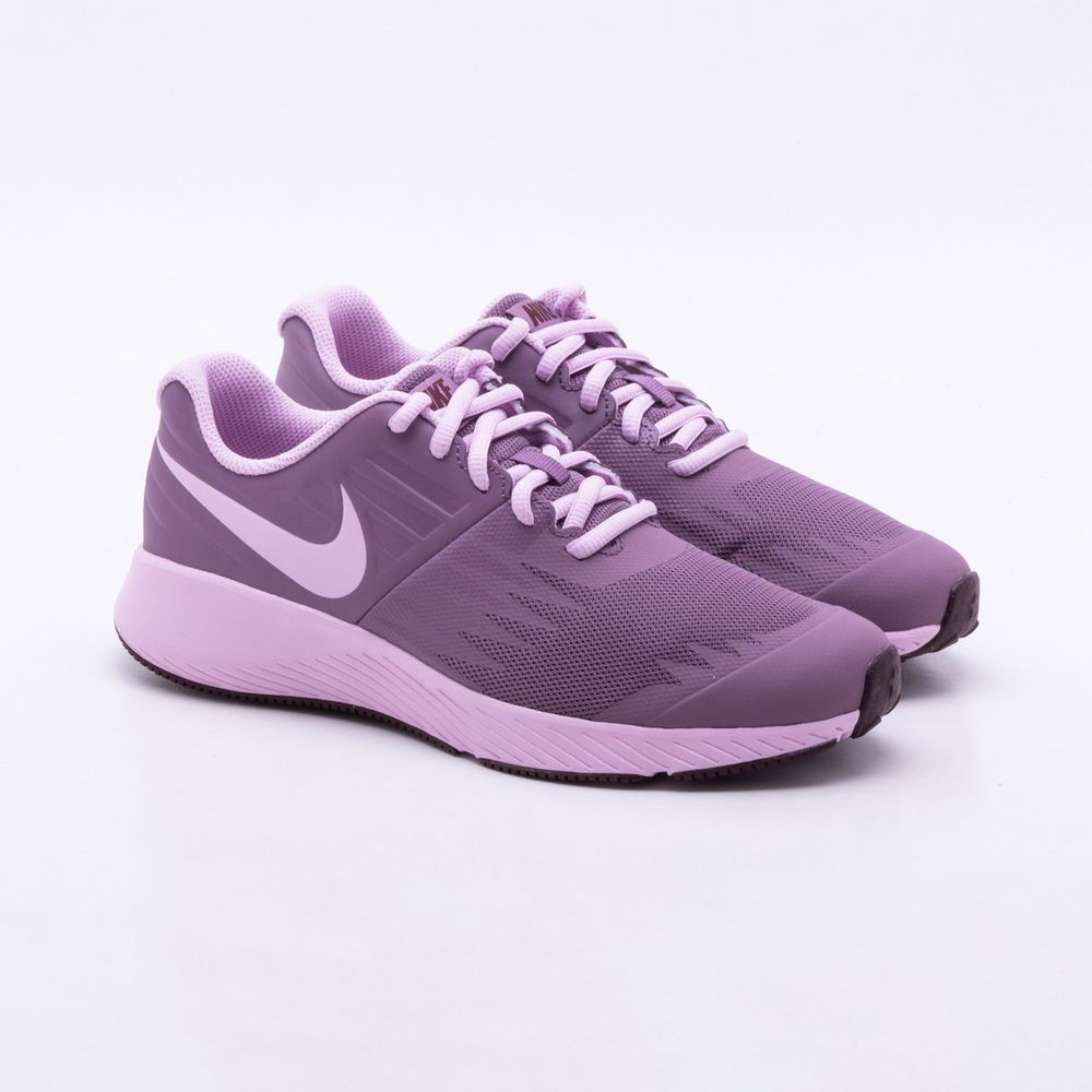 2abfda6ca6 Tênis Nike Infantil Star Runner Violeta - Gaston - Gaston