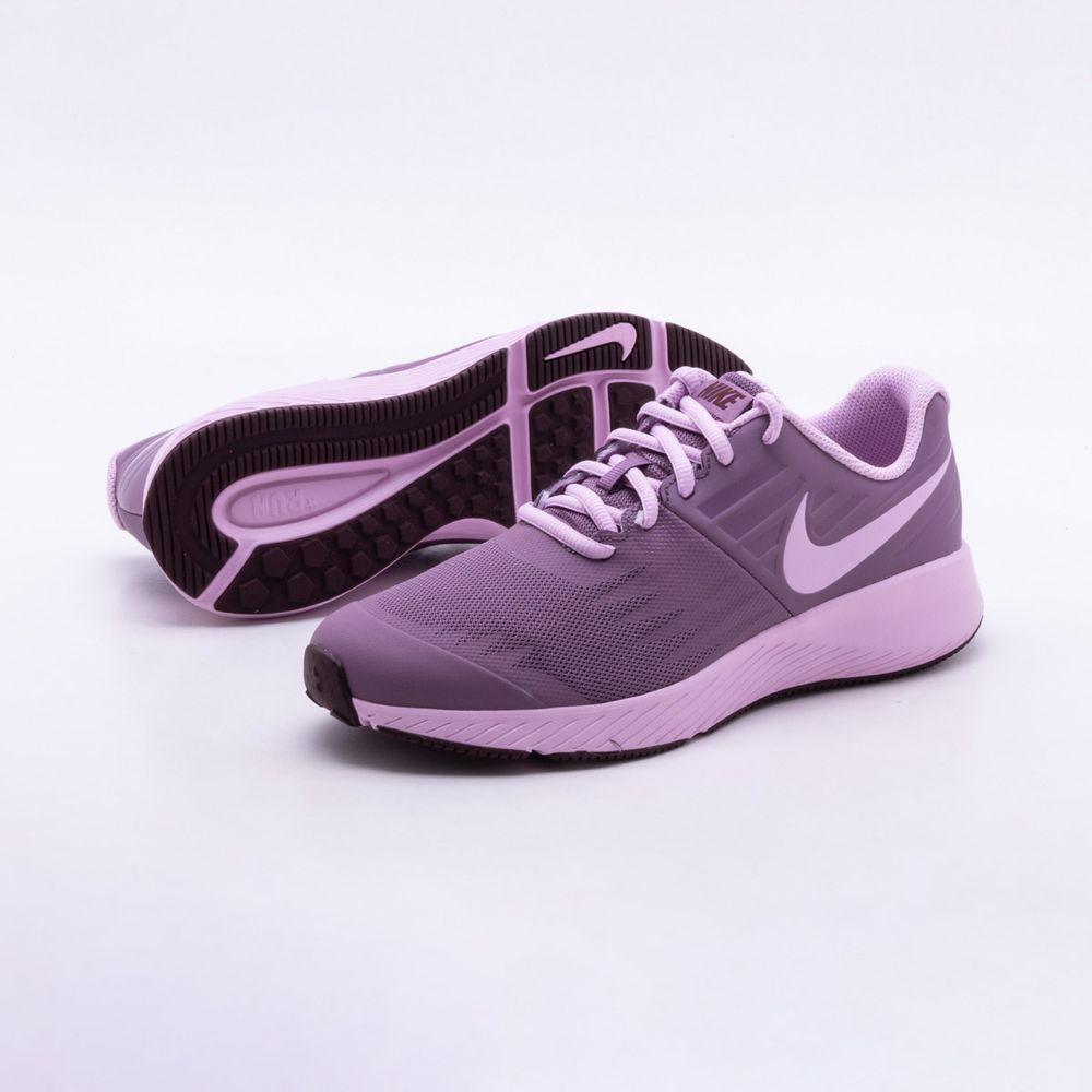 Tênis Nike Infantil Star Runner Violeta - Gaston - Paqueta Esportes fc66c40c4cf22