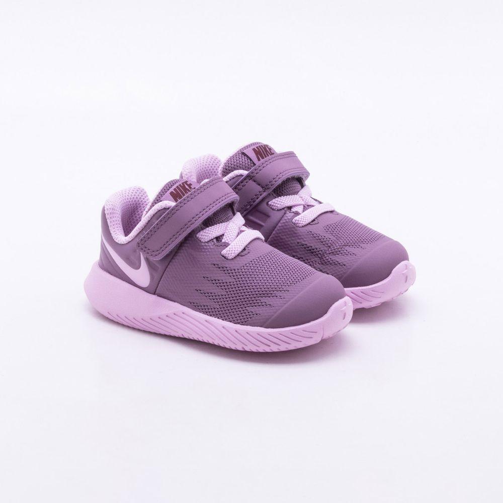 a0b9fbb6ce8 Tênis Nike Infantil Star Violeta Violeta - Gaston - Paqueta Esportes
