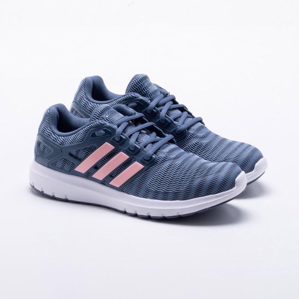 64cd840e0 Tênis Adidas Energy Cloud V Feminino Azul - Gaston - Paqueta Esportes