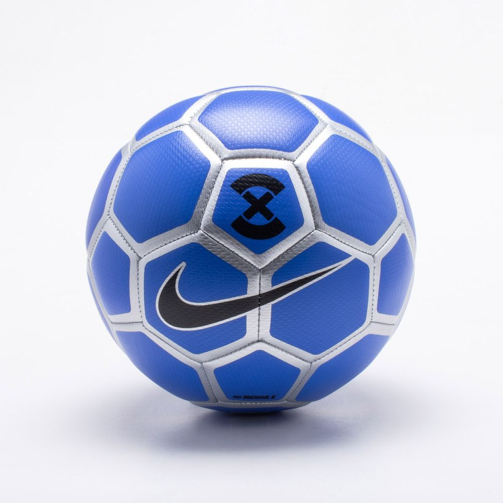37b8c6016a Bola Futsal Nike Footballx Menor Azul - Gaston - Paqueta Esportes