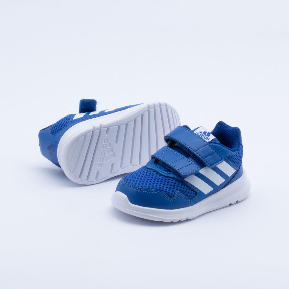cba6007997e Tênis Adidas Altarun CF I Infantil Azul Azul - Gaston - Paqueta Esportes