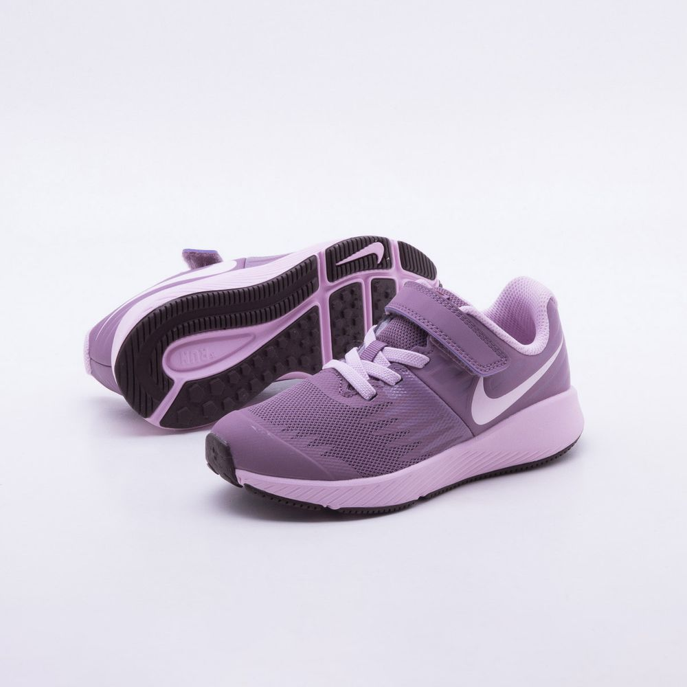 Tênis Nike Infantil Star Violeta Violeta - Gaston - Paqueta Esportes 80b9c995d6118