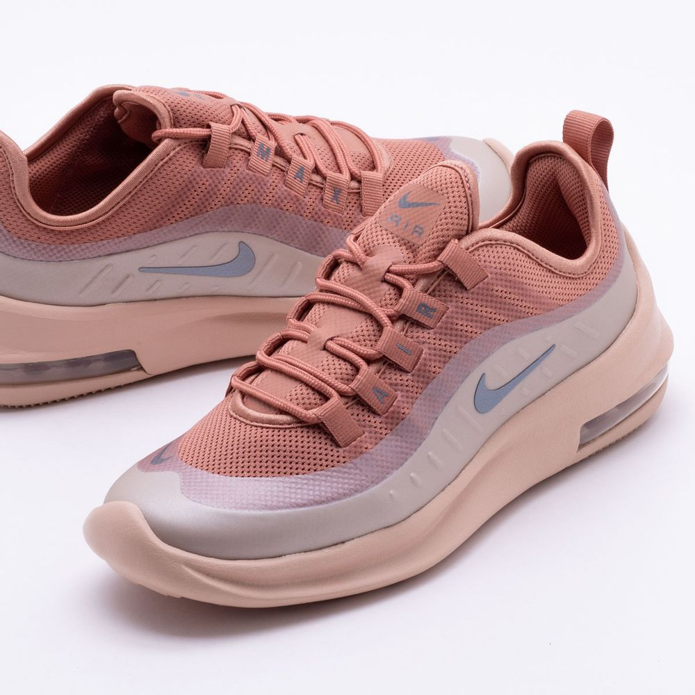 Tênis Nike Air Max Axis Feminino Blush - Gaston - Paqueta Esportes 6880d3438514f