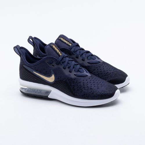 6f9118793b6 Tênis Nike Air Max Sequent 4 Feminino