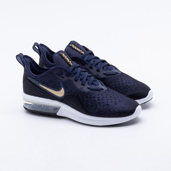 4b5cd4eb5a3 Tênis Nike Air Max Sequent 4 Feminino
