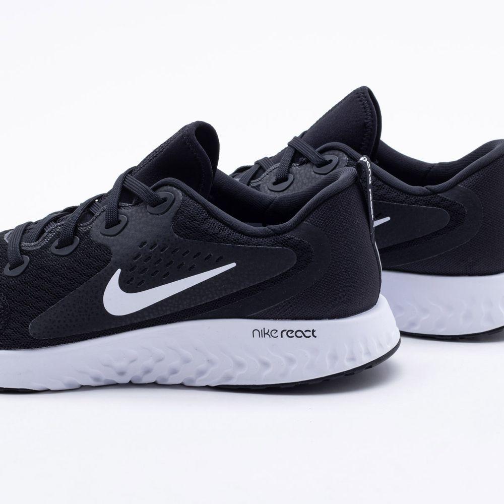 d2c3d9e8fb Tênis Nike Legend React Masculino Preto - Gaston - Paqueta Esportes