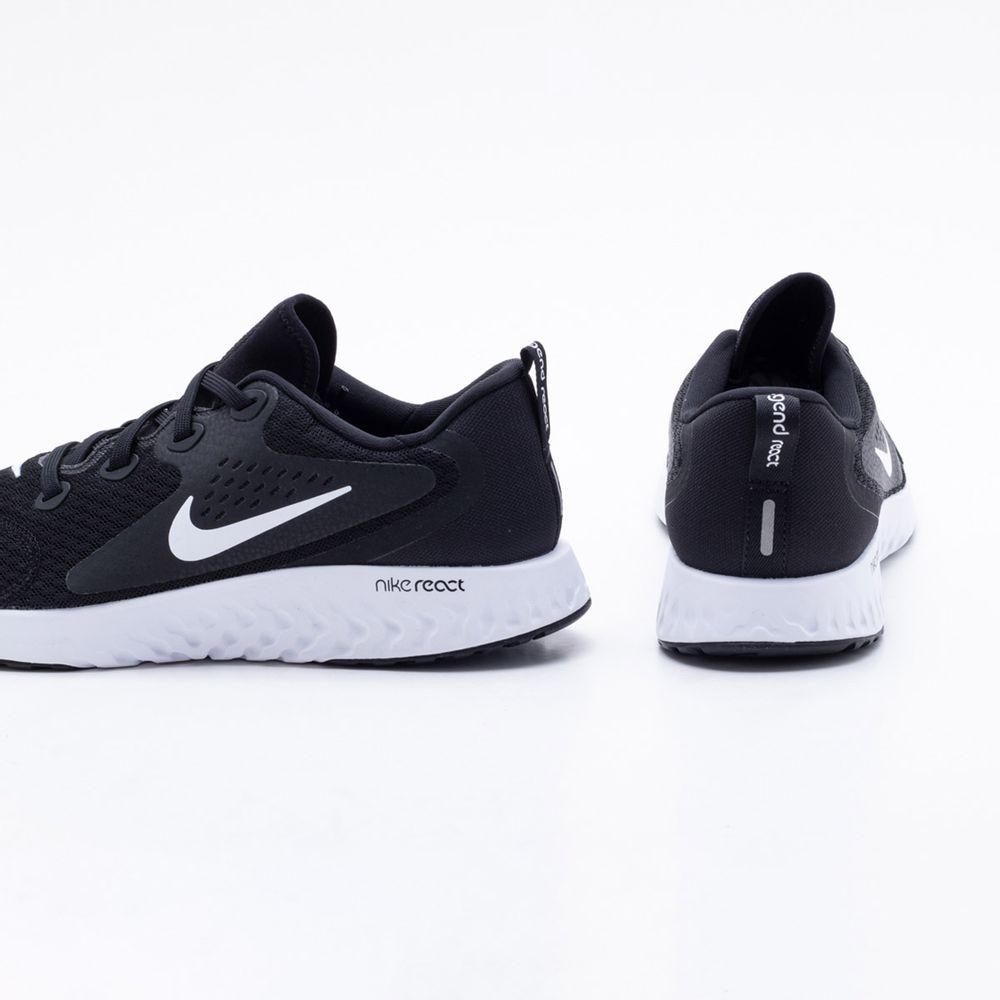 Tênis Paqueta Nike Legend React Masculino Preto Gaston Paqueta Tênis  Calçados e7f830 e0e5970e56283