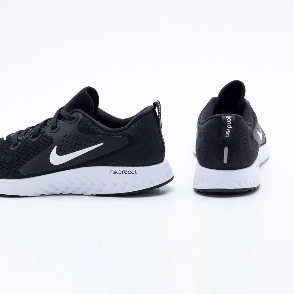 Tênis Nike Legend React Masculino Preto - Gaston - Gaston 52201da8e235a