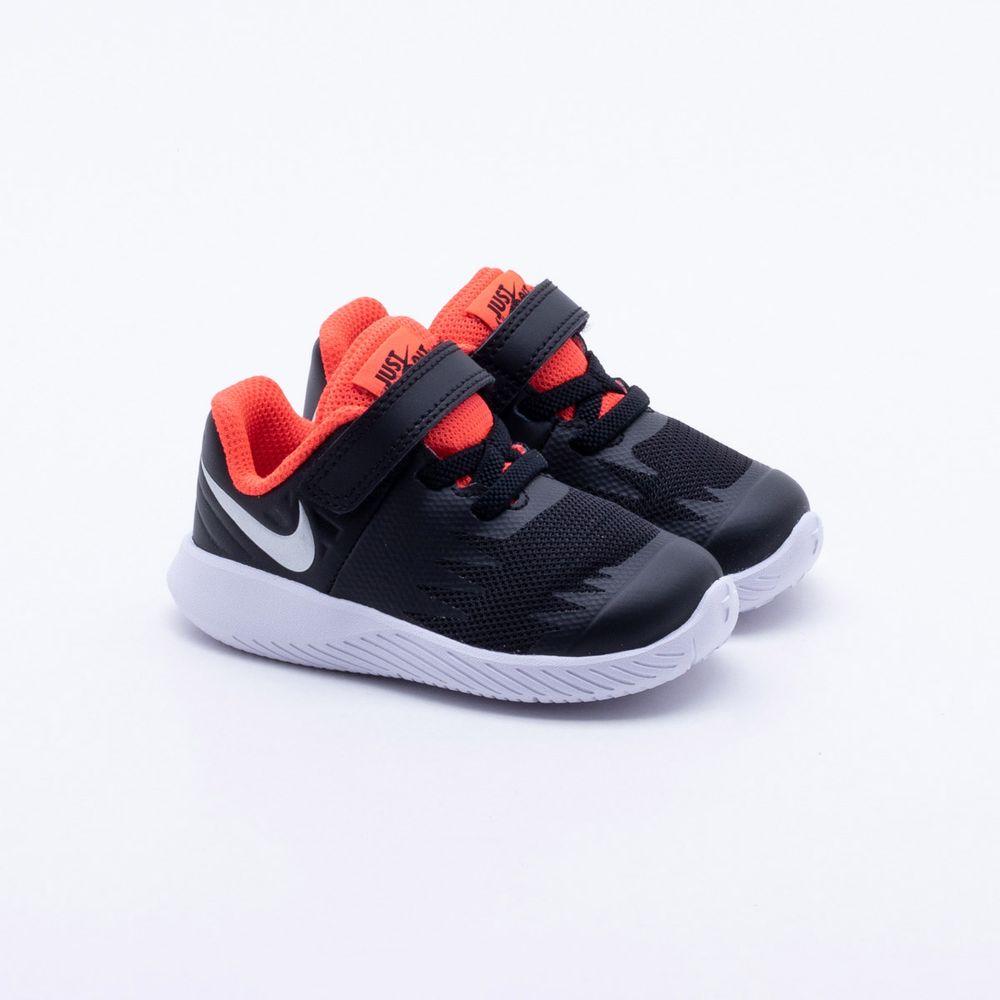 e368a0d8dc9e9 Tênis Nike Infantil Star Preto Preto - Gaston - Gaston