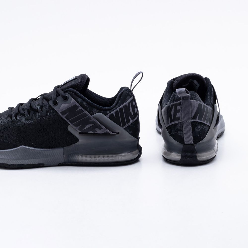 2bb5d02971ab2 Tênis Nike Zoom Domination Masculino Preto e Chumbo - Gaston ...